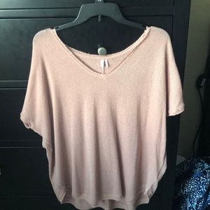 Urban Outfitters short sleeve sweater